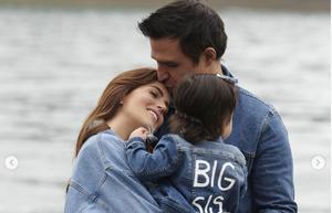 Claudia Álvarez y Billy Rovzar serán padres otra vez
