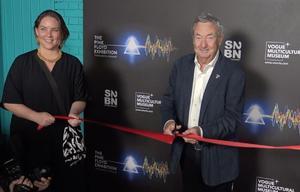 Inauguran exposición de Pink Floyd en Hollywood