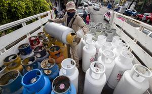 Gas LP registra disminución de precios en la CDMX
