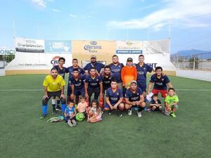 Six Estancias gana Torneo de Copa