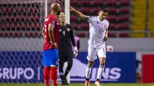 Selección mexicana venció a Costa Rica y se mantiene en la cima del octagonal final de Concacaf