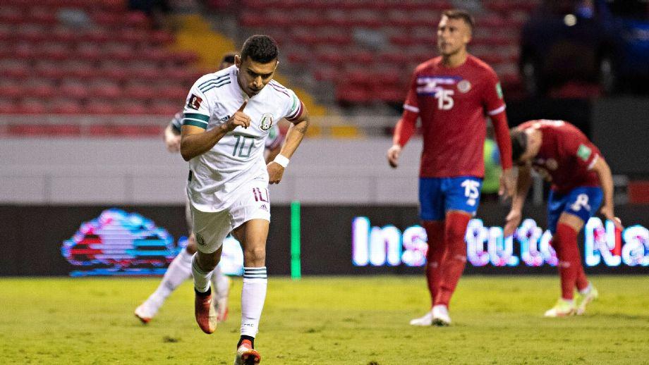 México logra su segundo triunfo