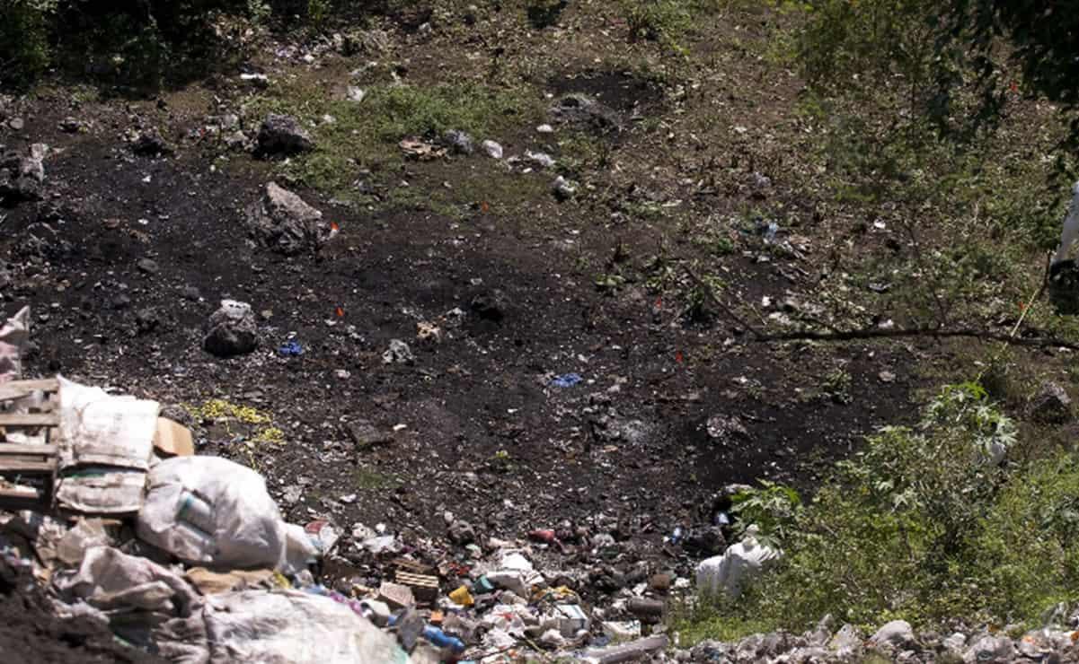Hallan fosa clandestina con cadáveres desmembrados en Chiapas
