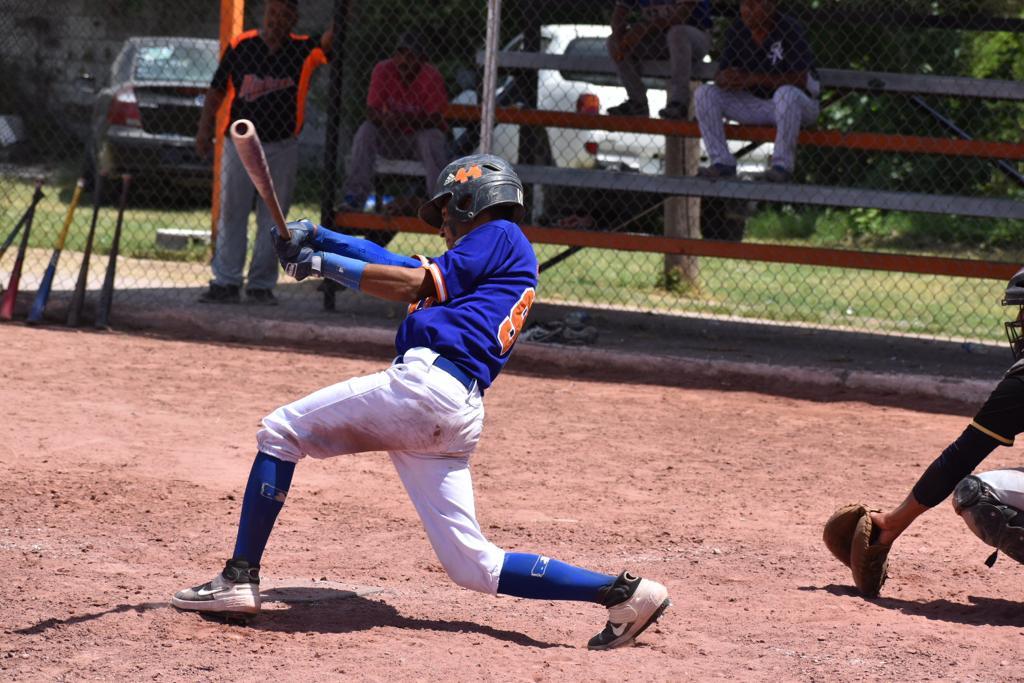 Generales está imparable y sigue ganando en la liga de béisbol Chuy Moreno