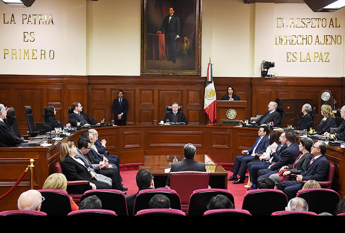 Suprema Corte discute proyecto sobre la despenalización del aborto en Coahuila