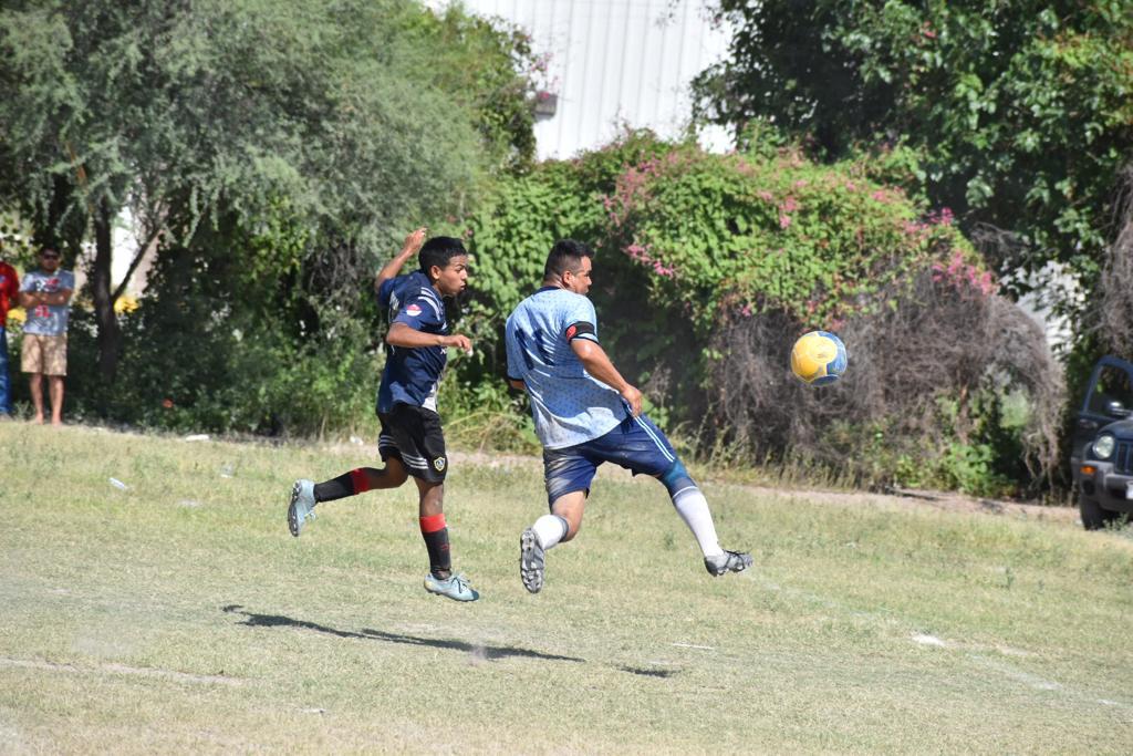 Centinelas logra apretado triunfo en la Liga Intermunicipal de Fútbol de Ciudad Frontera
