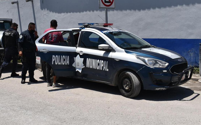 Lo detienen por merodear domicilios en Monclova
