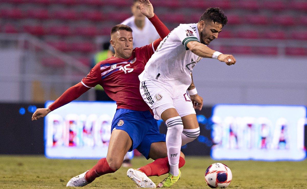 Selección Mexicana, víctima de la brutalidad de la Concacaf