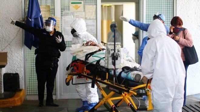 COVID-19: 263 mil 470 las defunciones por coronavirus en México