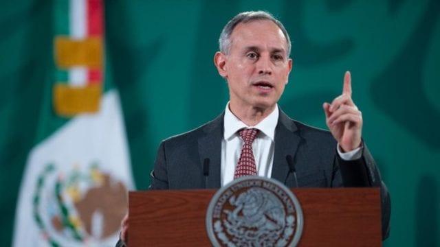 López-Gatell: Tercera ola del COVID-19 en el país se mantiene a la baja