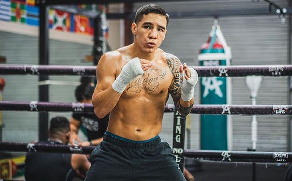 El campeón mundial Óscar Valdez reconoce el boxeo completo de Conceicao