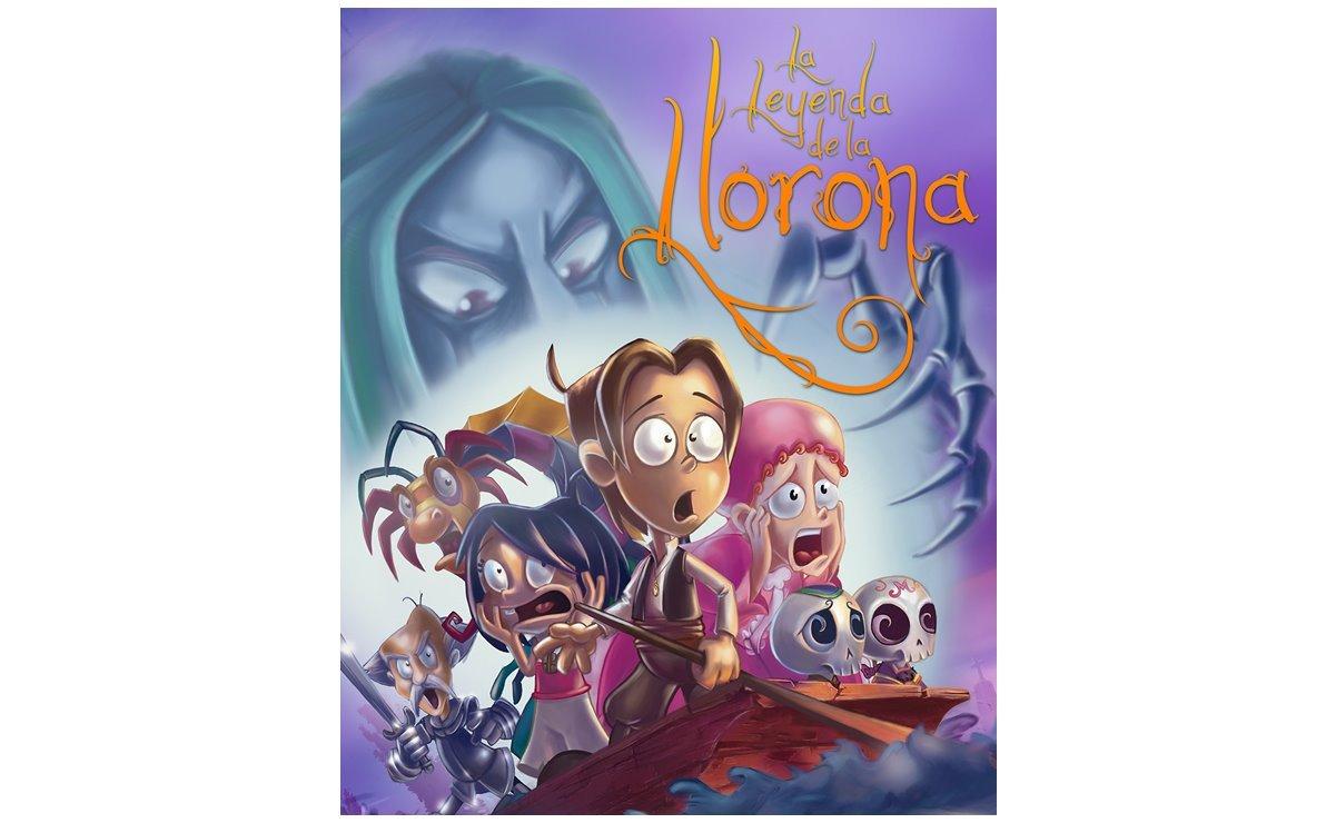 Asustarán con cine animado para niños