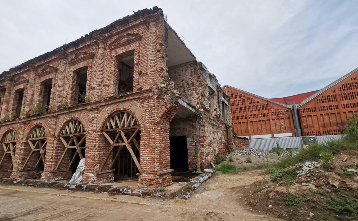 A 4 años del sismo, Palacio Municipal de Juchitán sigue en ruinas