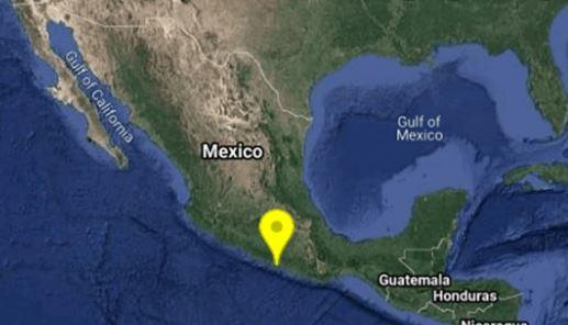 Reportan sismo de 4.7 en San Marcos, Guerrero