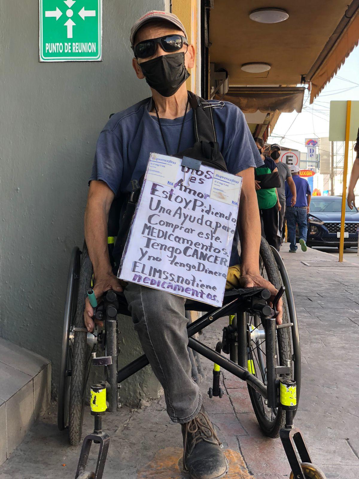 Monclova: Anselmo solo quiere vivir