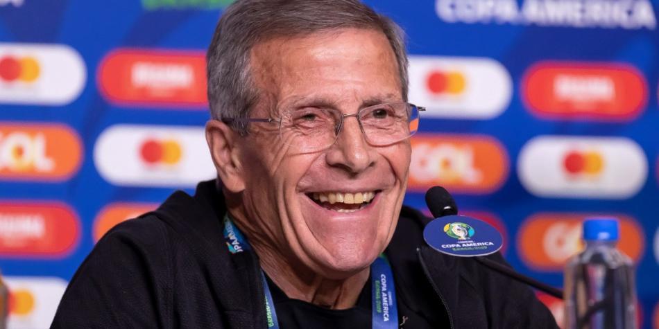 Ecuador es 'de lo mejor que hay' en las eliminatorias, asegura Óscar Tabárez