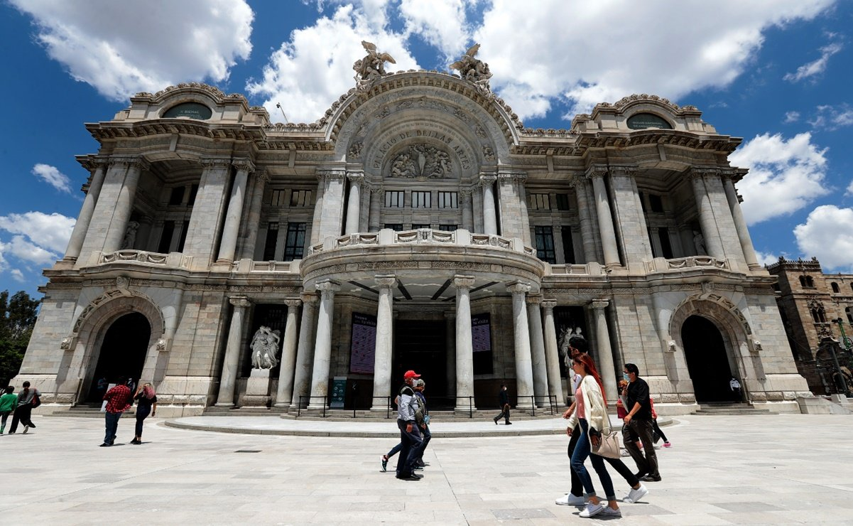 Descartan daños severos en patrimonio cultural por sismo