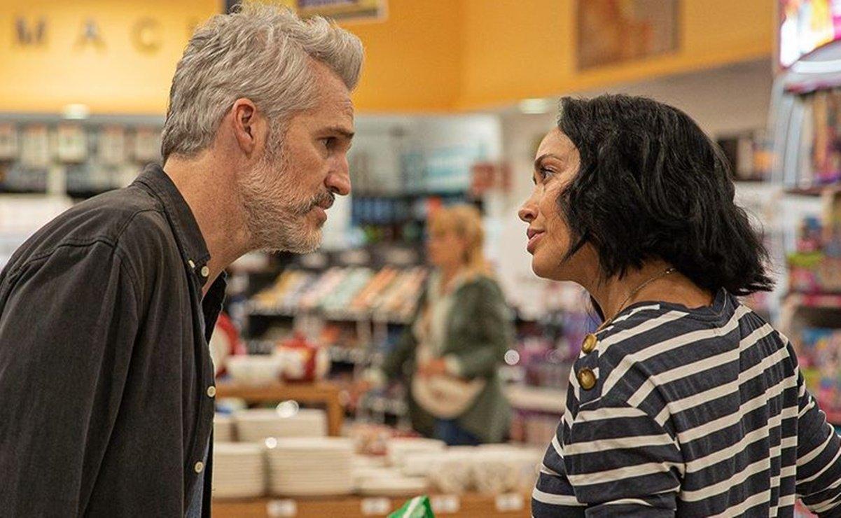 Desde su convalecencia, Juan Pablo Medina promociona nuevo filme