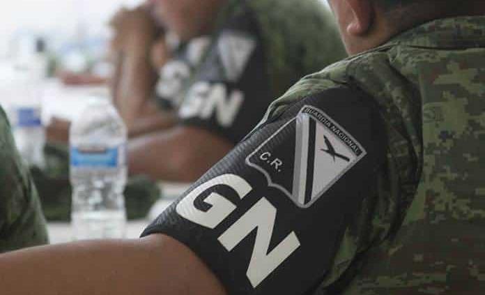 Asesinan a elemento de la Guardia Nacional en Veracruz