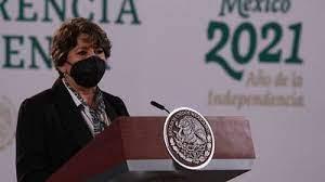 Sanción de INE contra Delfina Gómez, ajena al Edomex