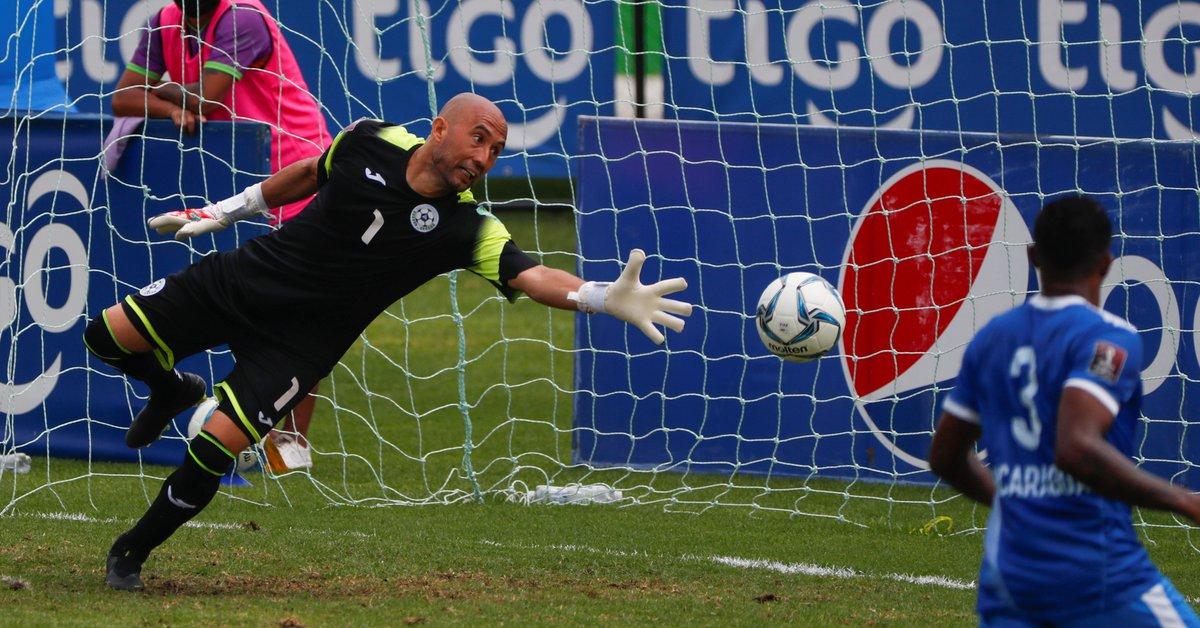 Nicaragua falla dos penaltis pero saca un empate a Guatemala