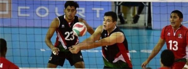 México clasifica a semifinales de la Copa Panamericana de Voleibol