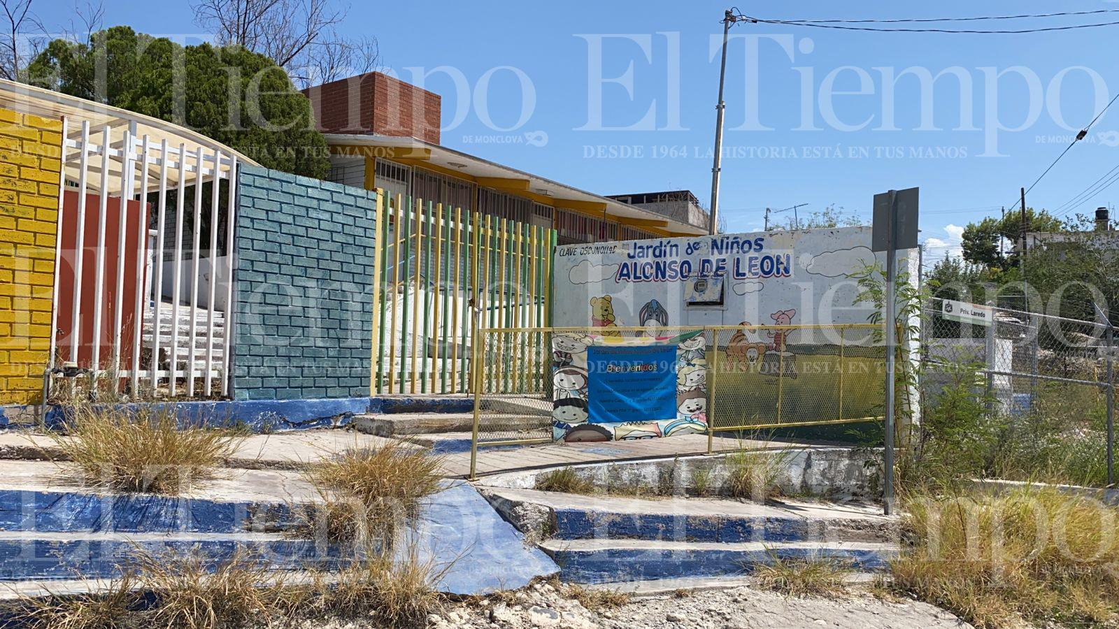 Las escuelas blanco de delincuentes en Monclova