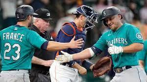Marineros le gana a domicilio a Astros