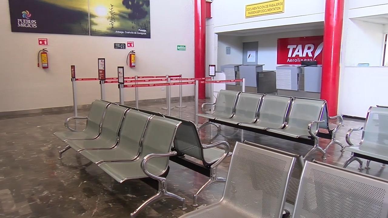 TAR retomaría vuelos después de pandemia
