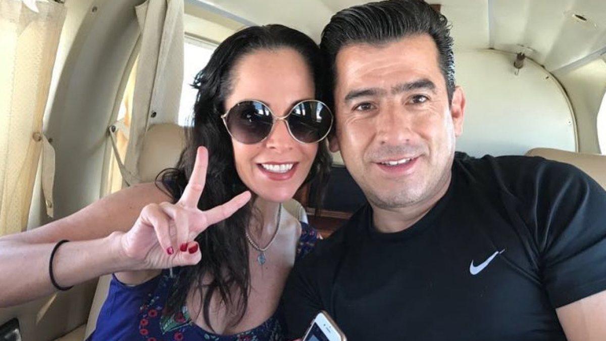 Sharis Cid relata el asesinato de su novio Isaías Gómez