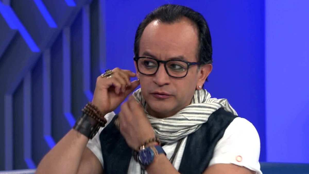 Germán Ortega prefiere irse con aliens que seguir en este mundo