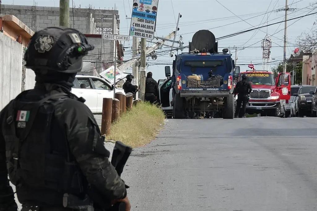 13 muertos en Nuevo Laredo debido a enfrentamientos
