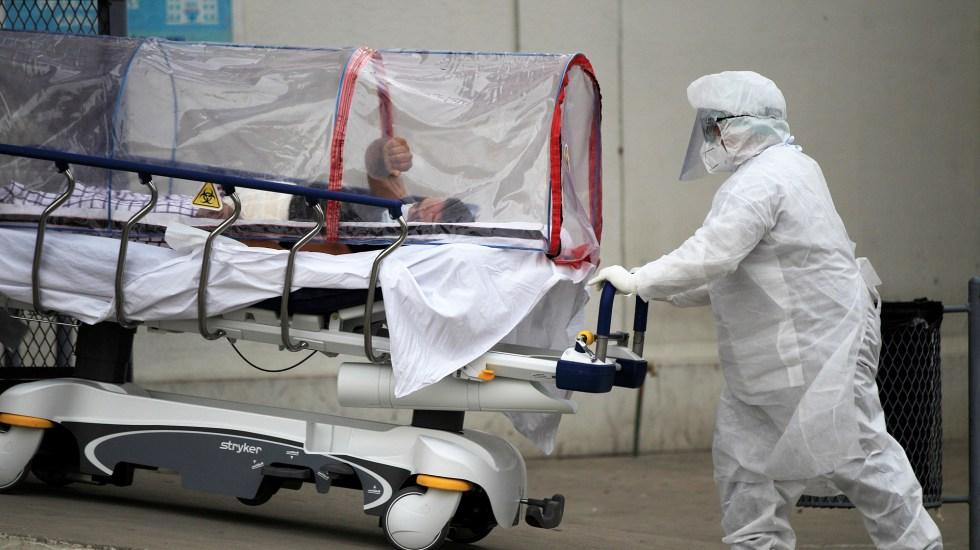 COVID-19: 266 mil 150 las defunciones por coronavirus en México