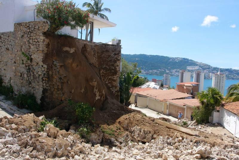 Asciende a 2 la cifra de fallecidos en Guerrero por el sismo de magnitud 7.1