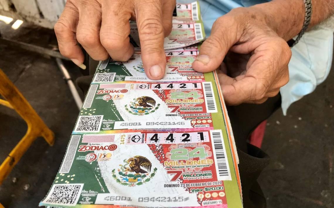 Se dispara venta de billetes de lotería para el sorteo del 15 de septiembre