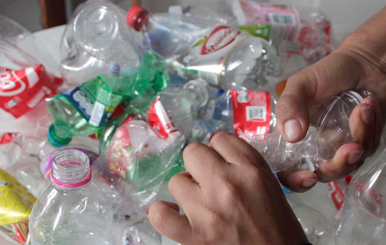 Canje de material reciclable este sábado