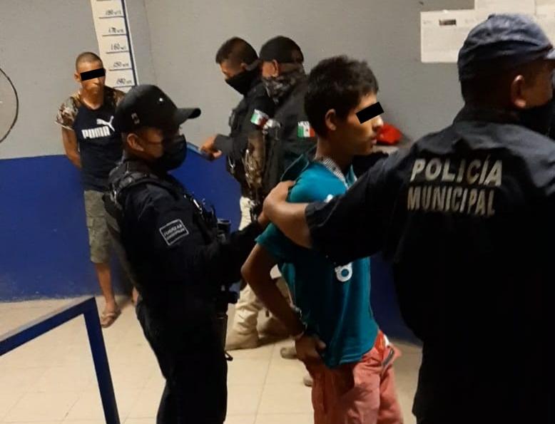 Intenta escapar de los policías y termina encerrado en las celdas de Monclova