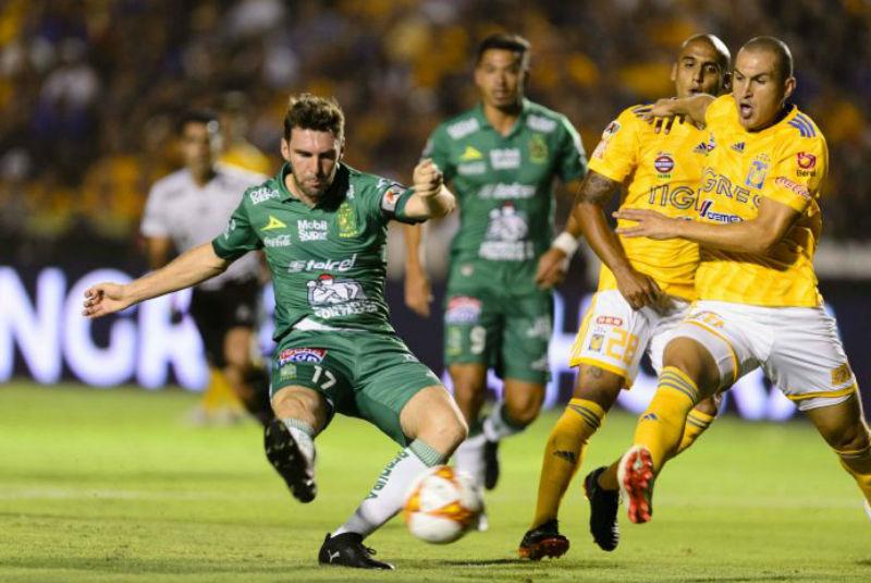 Tigres recibe a León