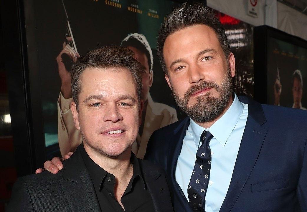 Matt Damon y Ben Affleck resuenan el movimiento #Metoo con 'The last duel'