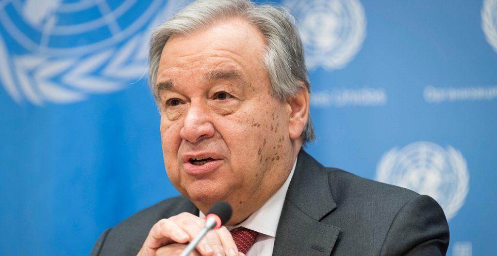 Guterres recuerda a Sampaio: 'Portugal ha perdido un estadista y yo un amigo'