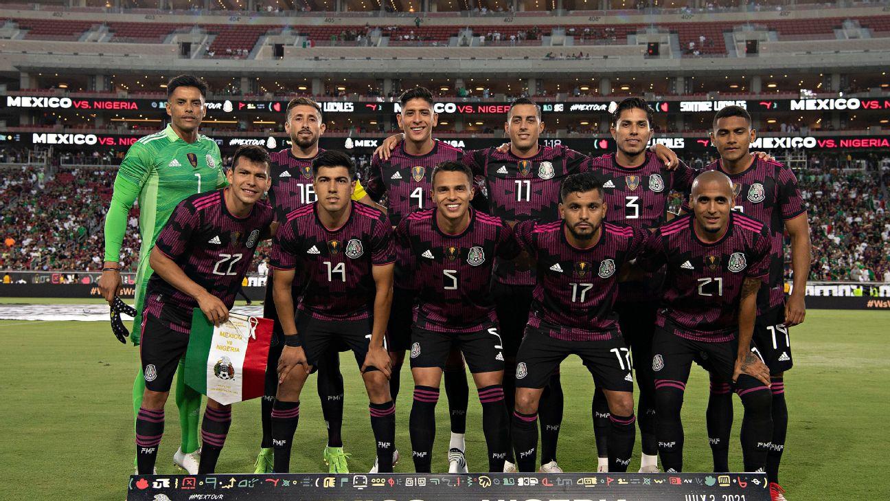 Selección Mexicana va por el Oro