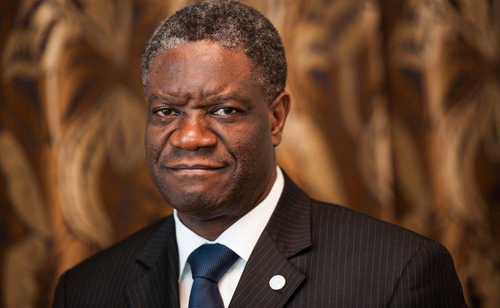 El nobel Dénis Mukwege pide un tribunal penal internacional para la RDC