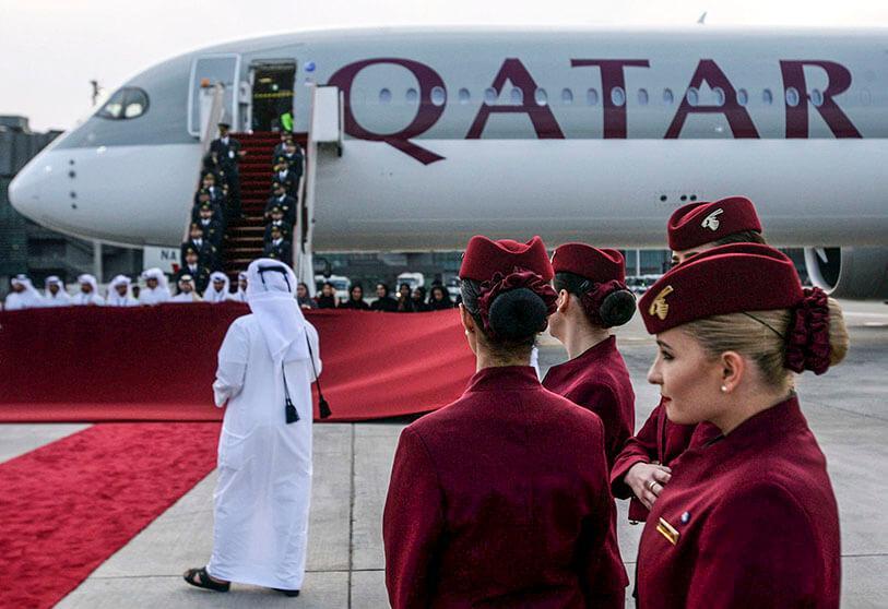 Catar fleta el segundo avión con pasajeros de varios países de Kabul a Doha