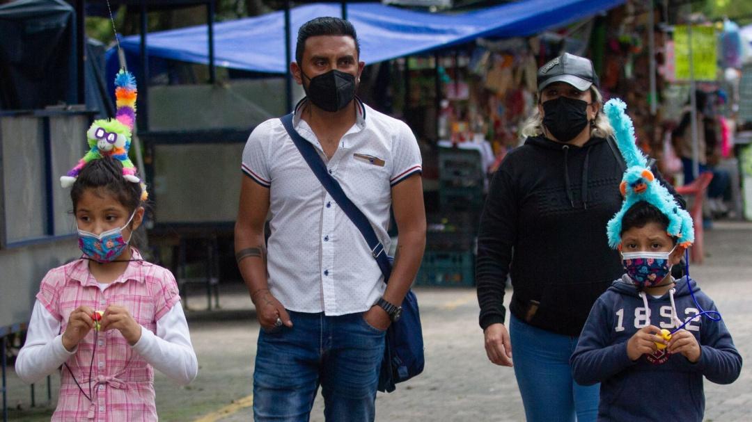 Coahuila registra 353 casos nuevos y 8 defunciones por COVID-19
