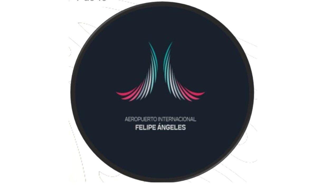 Sedena estrena nuevo logo del Aeropuerto 'Felipe Ángeles'