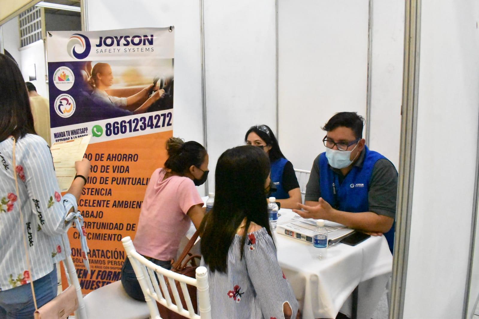 Feria del empleo tiene 400 vacantes para ciudadanos de la Región Centro