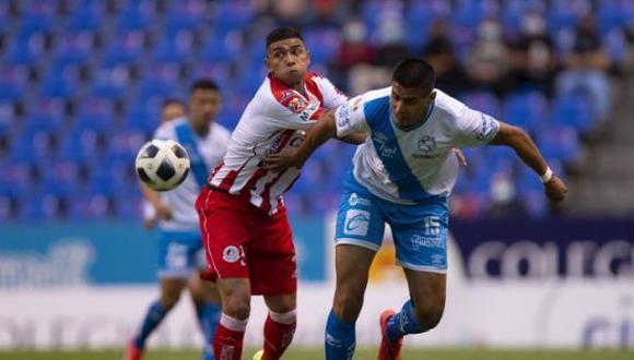 Puebla es empatado por el San Luis