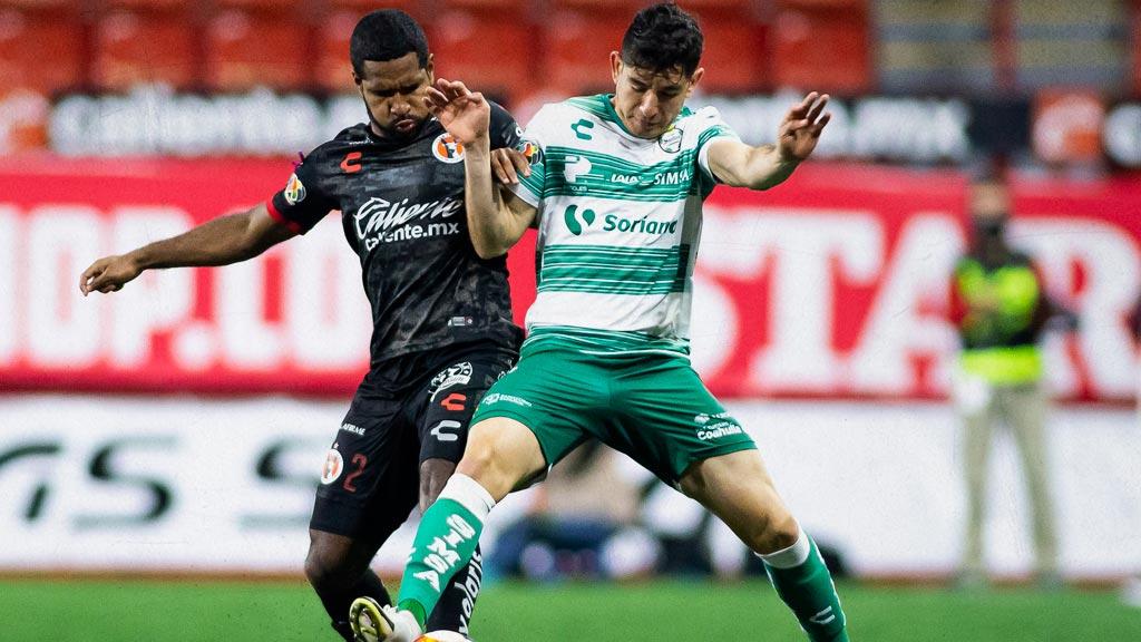 Tijuana termina por imponerse a Santos