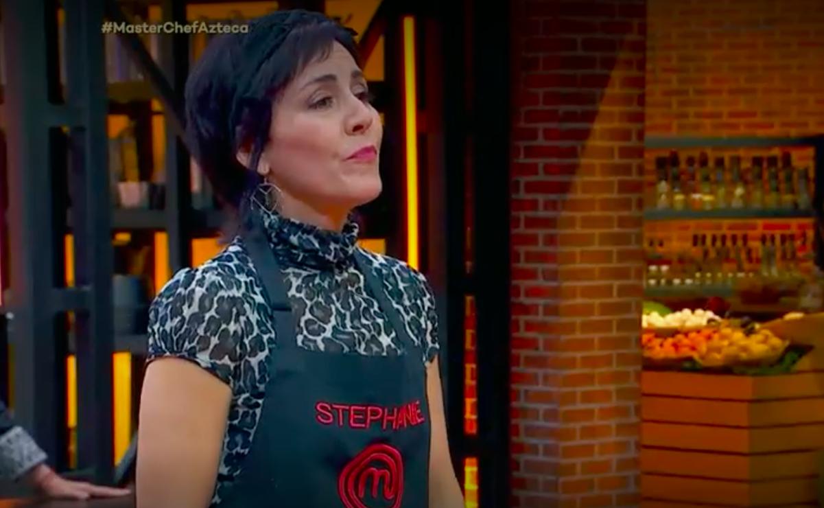 Stephanie Salas dedica su pozole a Silvia Pinal en MasterChef