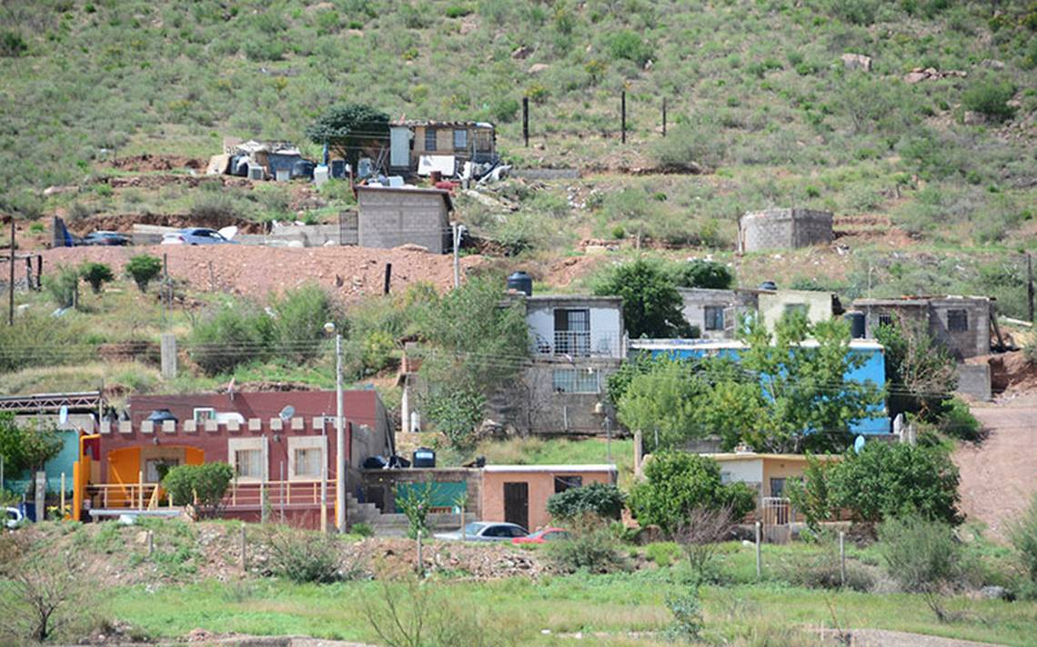 En riesgo, 80 casas por nuevo posible deslave del Cerro del Chiquihui